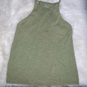 Z by Zella green strappy active tank Large